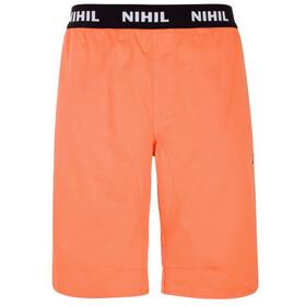 Nihil M's Wave Shorts Orange Flamingo